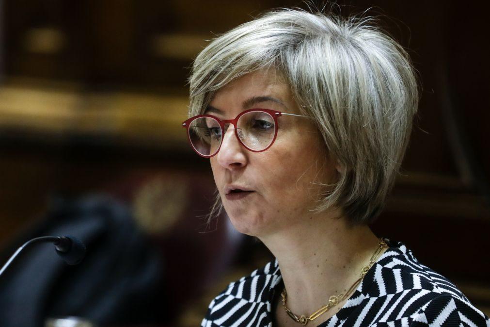 Marta Temido diz que empresas contratadas serão responsabilizadas por violação das leis do trabalho