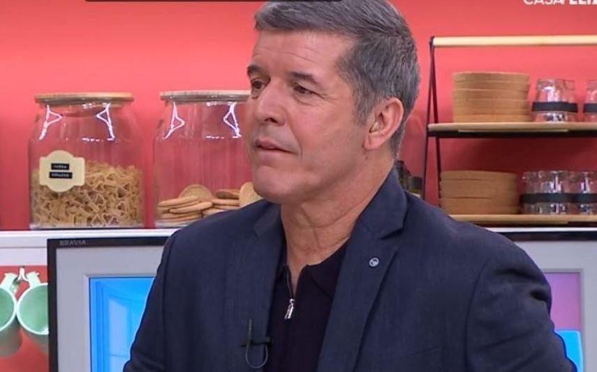 João Baião Manda 'boca' a Cristina Ferreira em direto na SIC: