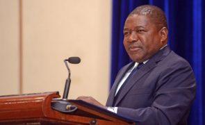 Moçambique/Ataques: Frelimo rejeita acusações de que PR Filipe Nyusi está em
