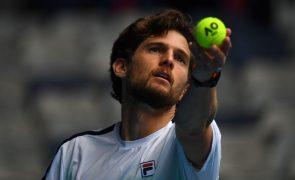 Pedro Sousa eliminado na segunda ronda do Challenger de Marbella em ténis