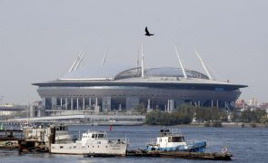 Covid-19: Estádio de São Petersburgo aponta para 50% de adeptos no Euro2020