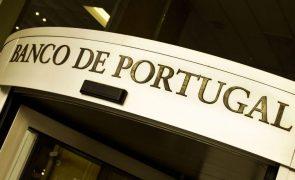 Crédito mal parado da banca portuguesa baixa para 4,9% no final de 2020