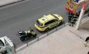 Acidente encerra Linhas Verde e Amarela do Metro de Lisboa [vídeo]