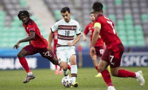 Portugal bate Suíça e defronta Itália nos quartos de final do Europeu de sub-21