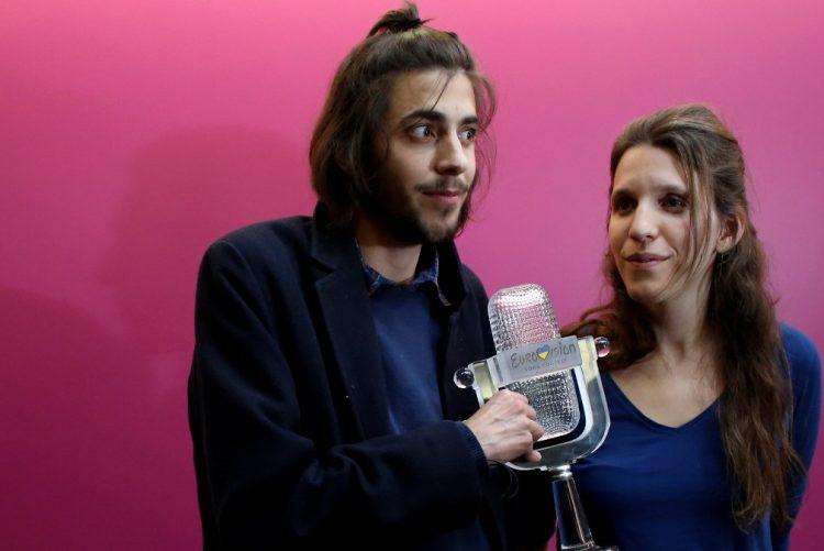 Salvador Sobral correu risco de ser eliminado na Eurovisão