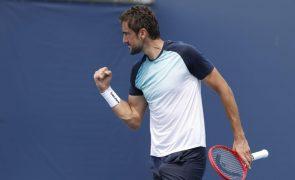 Marin Cilic garante presença no Estoril Open em ténis