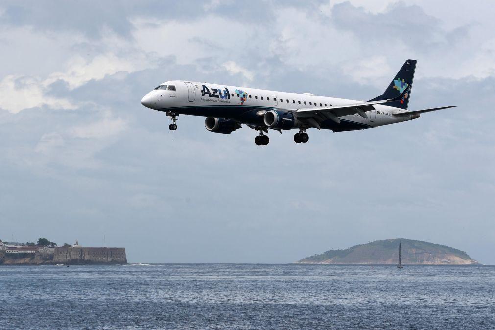 Covid-19: Anunciado novo voo da Azul entre São Paulo e Lisboa em 14 de abril