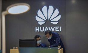 Vendas da Huawei aumentaram em 2020 ao menor ritmo dos últimos 20 anos