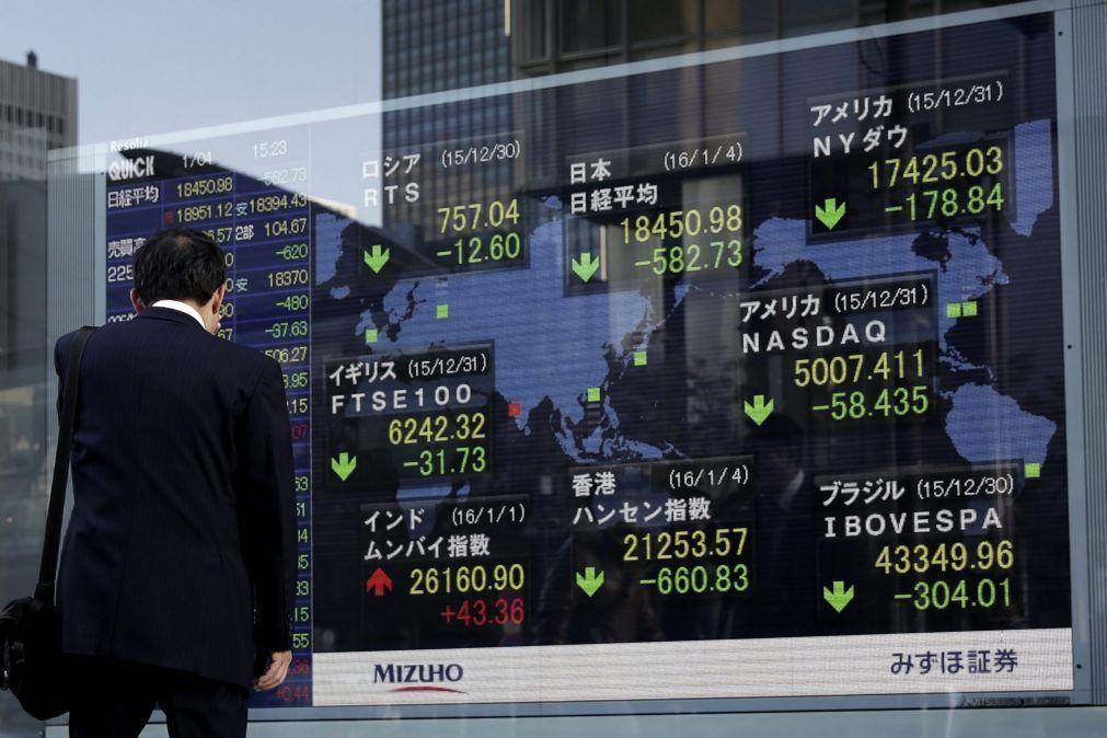 Bolsa de Tóquio fecha a ganhar 0,72%