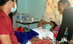 Covid-19: Índia regista 459 mortos e ultrapassa 70 mil casos diários