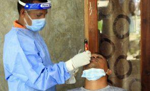 Covid-19: Autoridades timorenses anunciam mais 37 casos em Díli e dois em Ermera