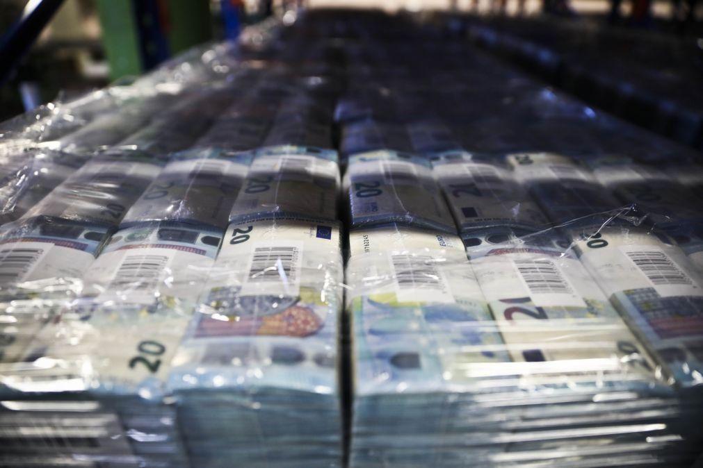 Dívida pública alcança novo recorde em fevereiro de 274.100 ME - BdP