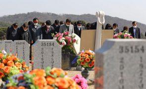 Covid-19: Mais de 2,81 milhões de pessoas morreram desde o início da pandemia
