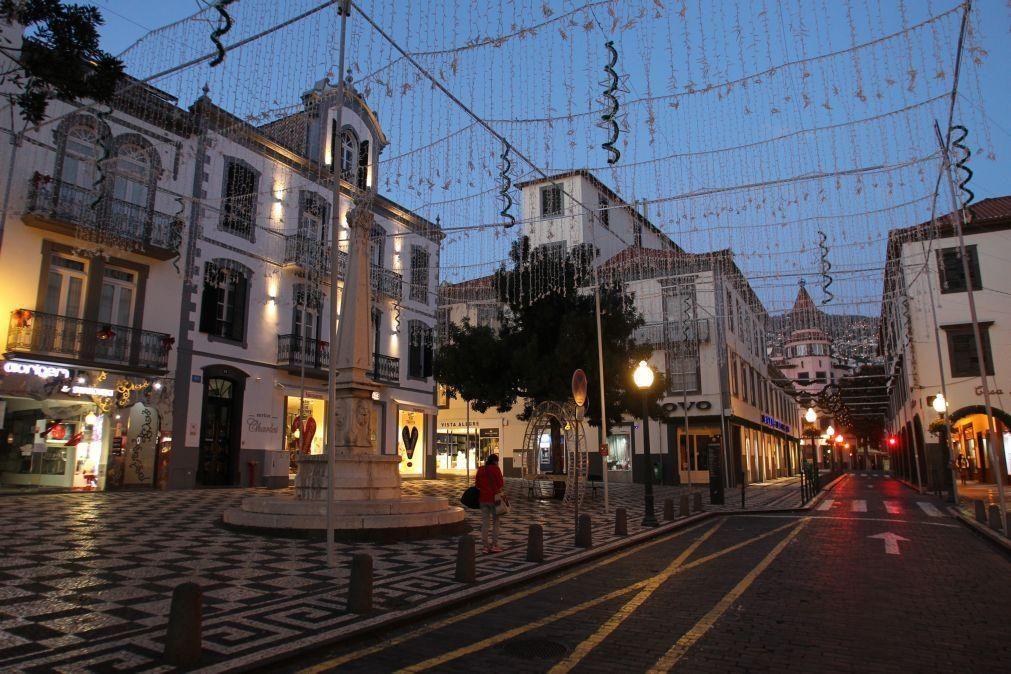 Alojamento turístico na Madeira regista quebra de 88,8% na entrada de hóspedes em fevereiro