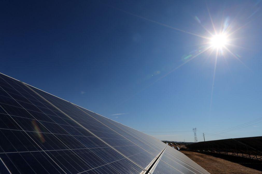 Projeto de Central Solar de 1.000ME em Santiago do Cacém gera contestação