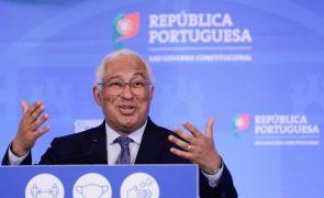 Covid-19: Costa afirma que podemos avançar nas medidas de desconfinamento previstas para 2.ª feira