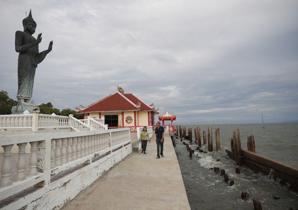 Cientistas concluem que nível do mar subiu até 18 metros em 500 anos
