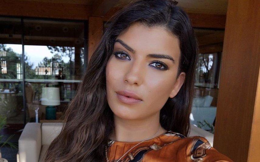 Sofia Sousa Ex-concorrente excluída do