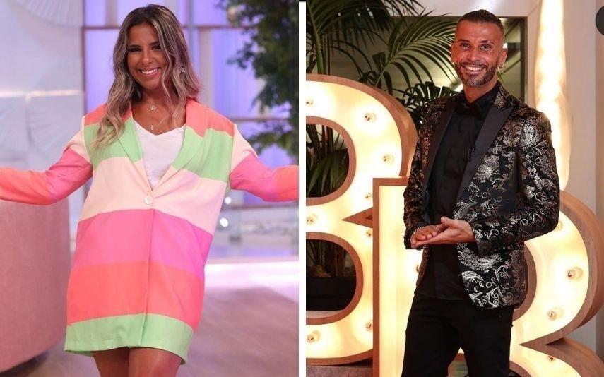 Joana Albuquerque Ameaça abandonar direto do Instagram em defesa de Bruno Savate