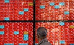 Bolsa de Tóquio abre a ganhar 1,27%