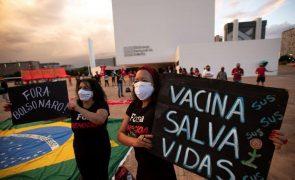Covid-19: Bolsonaro diz que poderá ser o último brasileiro a ser vacinado