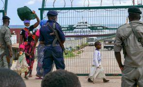 Moçambique: Deslocados que chegam a Pemba estão