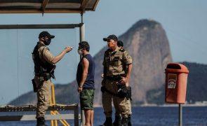 Covid-19: Rio de Janeiro prolonga medidas de confinamento