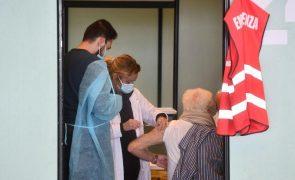 Covid-19: Itália regista mais 21.932 infeções e mais 481 mortos em 24 horas