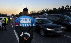 IC19 cortado ao trânsito entre Cacém e Lisboa