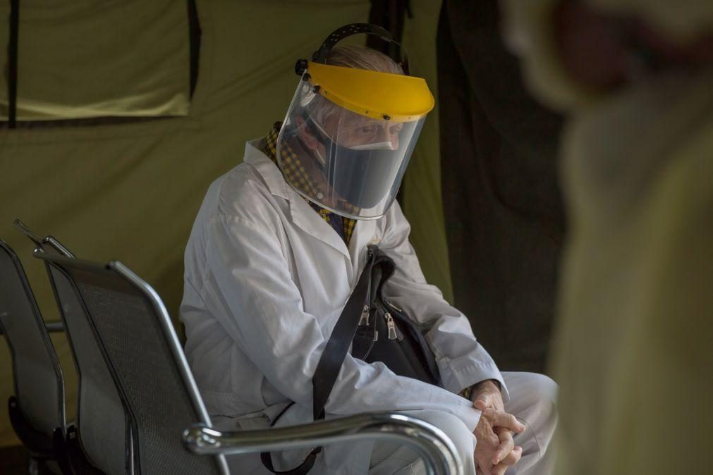 Covid-19: Venezuela com maior número de mortes desde o início da pandemia