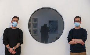 Exposições de AddFuel e Halfstudio na reabertura da galeria Underdogs em Lisboa