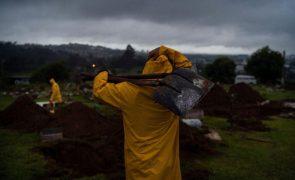 Covid-19: Mais 66 mortos nas últimas 24 horas em África