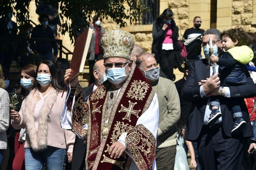 Covid-19: Líbano em confinamento estrito durante o período da Páscoa