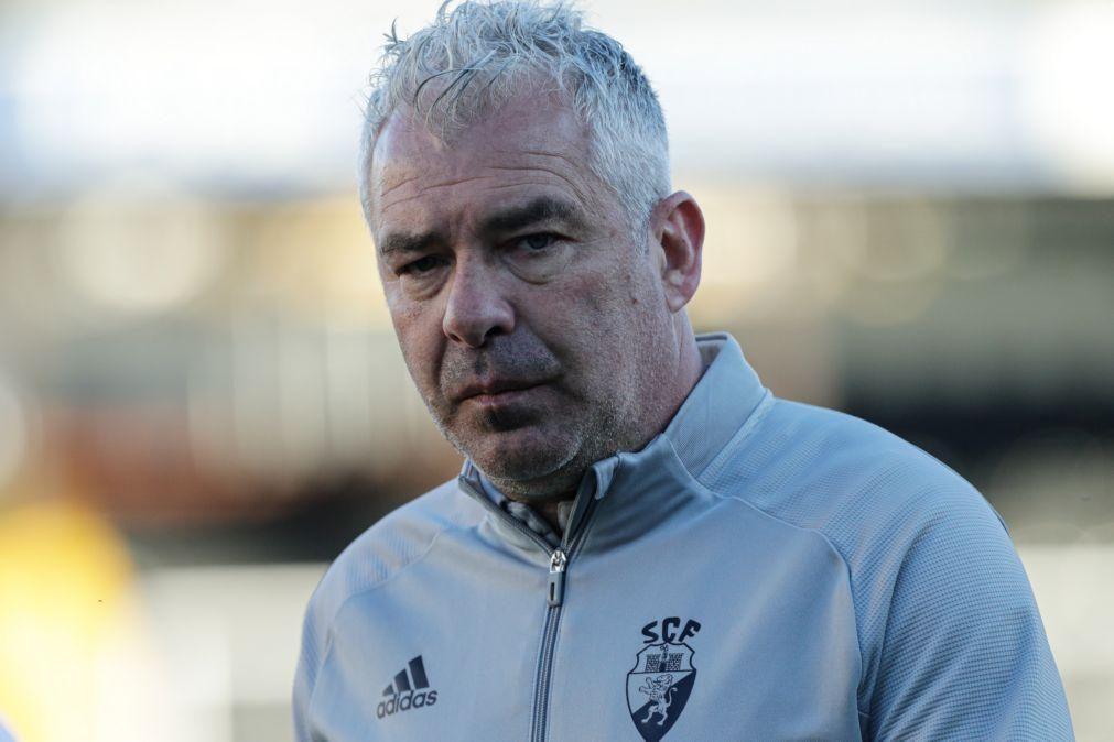Jorge Costa diz que o Sporting de Braga é