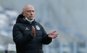 Jesualdo Ferreira pede Boavista com espírito renovado na reta final da I Liga