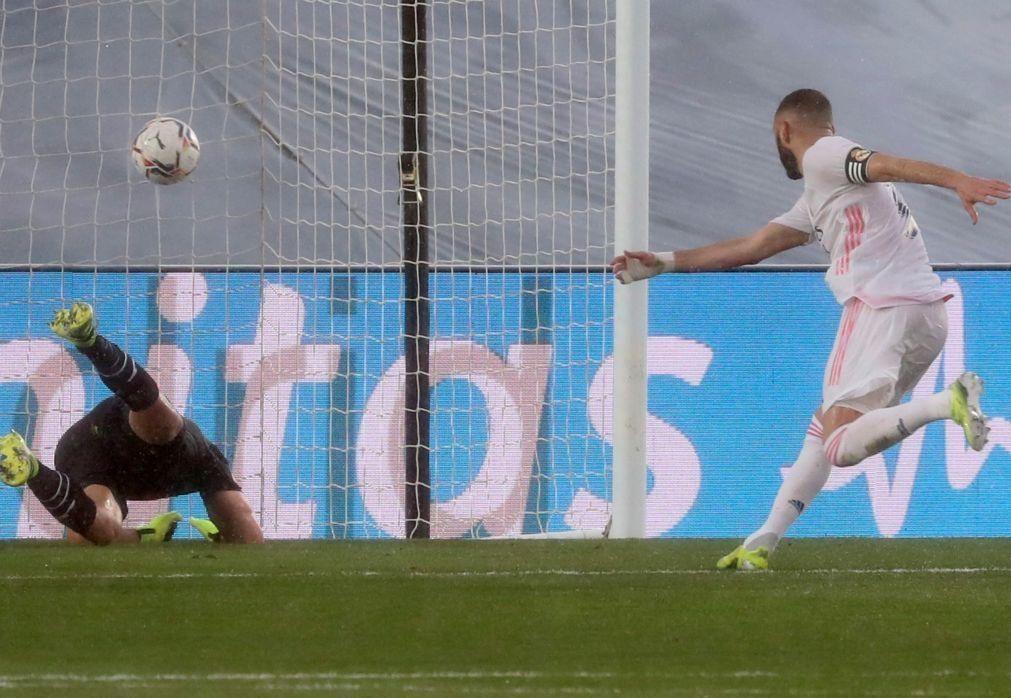 Real Madrid vence Eibar e segue na perseguição ao líder Atlético de Madrid