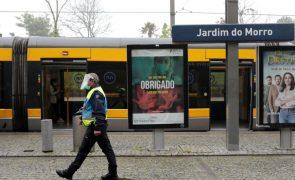 Covid-19: Metro do Porto reforça oferta e frequência a partir de segunda-feira