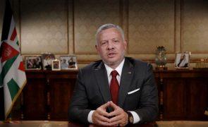 Países do Médio Oriente expressam apoio a Abdullah II da Jordânia
