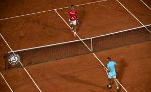 Covid-19: Governo francês admite possibilidade de adiamento de Roland Garros