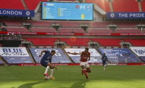Covid-19: Finais da Taça de Inglaterra e Taça da Liga inglesa vão ter público