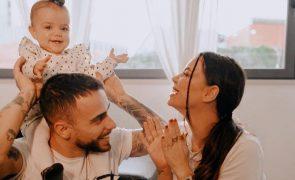 Diogo Piçarra Revelados pormenores sobre problema de saúde da filha