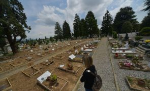 Covid-19: Itália regista hoje mais 18.025 infeções e mais 326 mortes