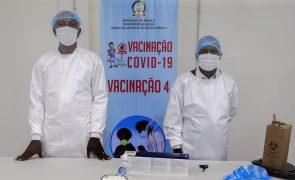 Covid-19: Angola registou 52 novas infeções e duas mortes nas últimas 24 horas