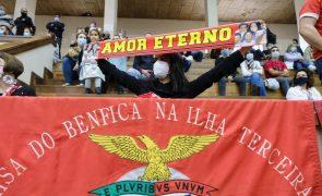 Benfica repudia falta do troféu de campeão nacional de voleibol nos Açores