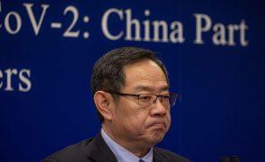 Covid-19: China com 32 casos em 24 horas, 15 de contágio local