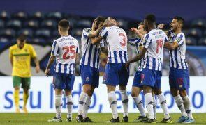 LC: FC Porto 'recebe' Chelsea longe do Dragão e sem Sérgio Oliveira e Taremi