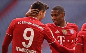 LC: Detentor Bayern enfrenta 'vice' PSG sem Lewandowski