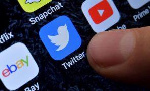 Rússia mantém restrições à rede social Twitter até ao dia 15 de maio