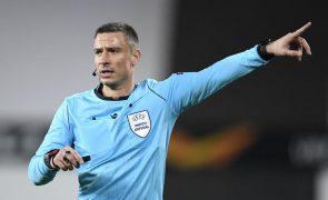 Esloveno Slavko Vincic vai arbitrar o FC Porto-Chelsea