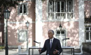 Marcelo ouve hoje Banco de Portugal e depois economistas, gestores e o Governo